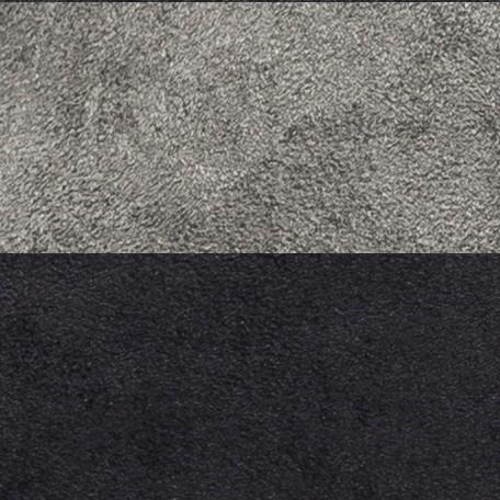 Noir & Gris acier
